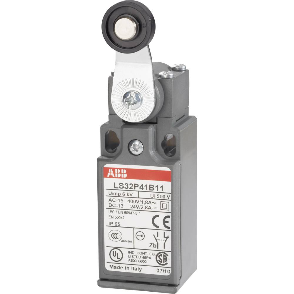 abb limit switch