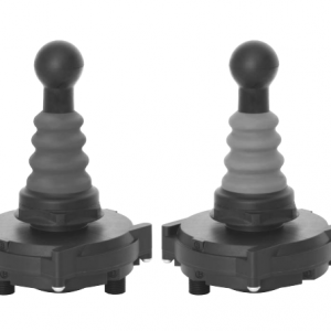 Maintained joystick switches, spring-return joystick switches
