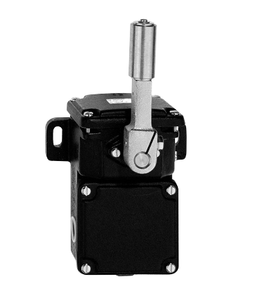 Rotating spindle limit switch _Belt alignment switches