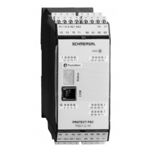 Programmable modular safety controller